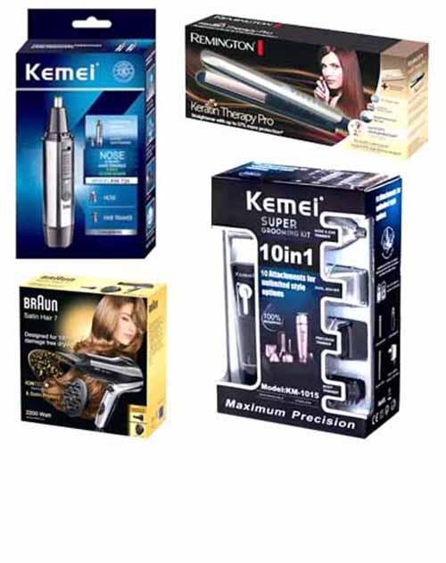 Hair Tools & Appliances