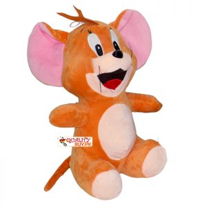 jerry stuffed toy super hero soft plush stuff toy Tom & Jerry cartoon large