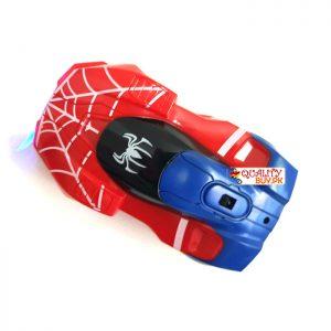Spiderman Remote Control Wall Climbing Car