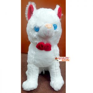 Cat stuffed toy - large - imported - high quality - sitting cat - best price - 40 cm height