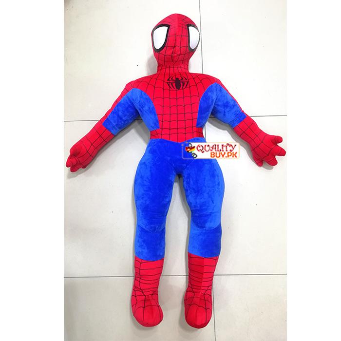 Big size spiderman stuffed soft plush toy stuff large 100 cm height